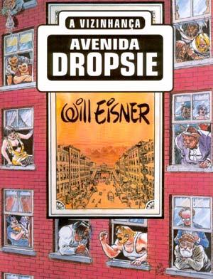 Resultado de imagem para avenida dropsie will eisner